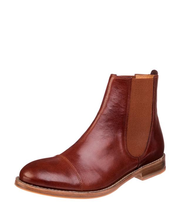 ZEHA BERLIN Urban Classics Women Ankle boot cow leather, flank women dark brown