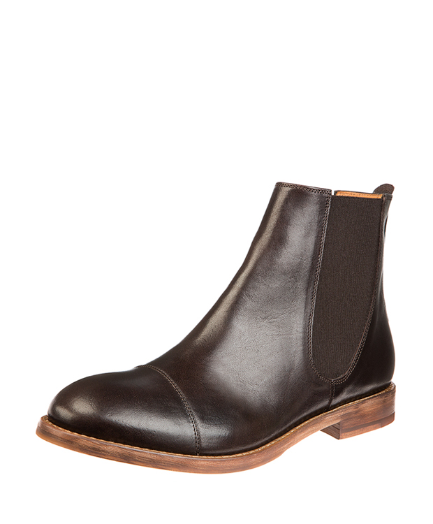 ZEHA BERLIN Urban Classics Women Ankle boot horse leather women dark brown