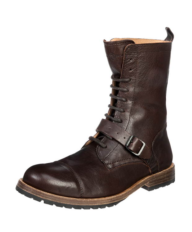 ZEHA BERLIN Urban Classics Men Boot calf leather Men brown