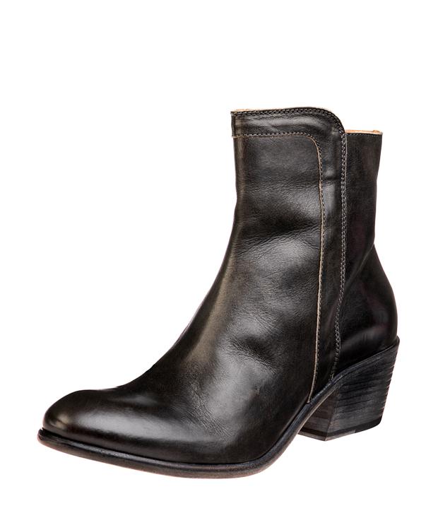ZEHA BERLIN Urban Classics Women Ankle boot calf leather women grey