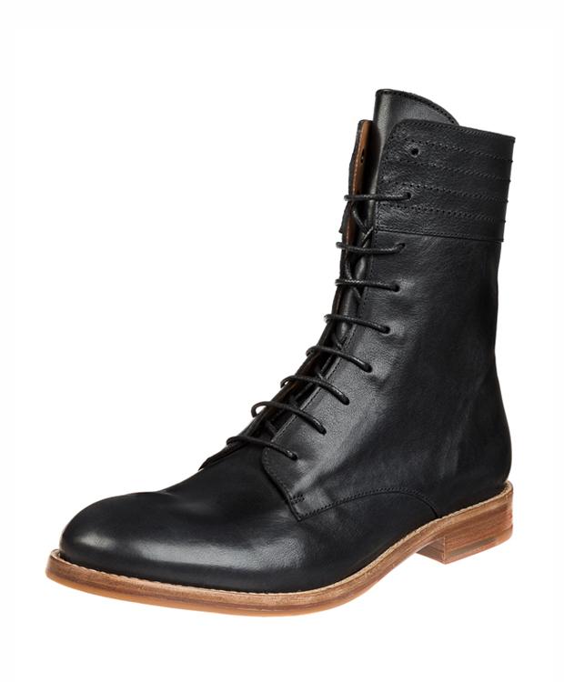 ZEHA BERLIN Urban Classics Ankle boot calf leather women black