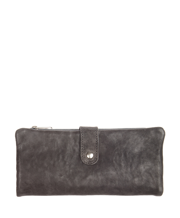 ZEHA BERLIN Accessoires Wallets goat leather Unisex grey