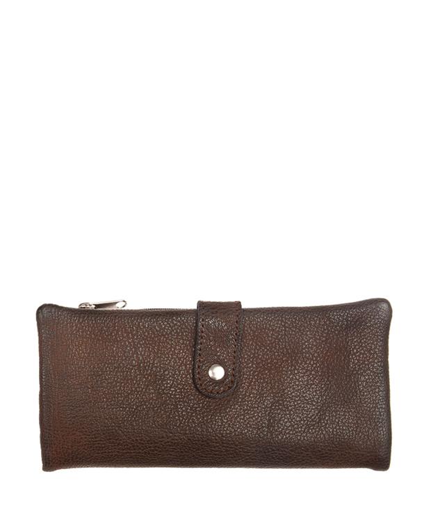 ZEHA BERLIN Accessoires Wallets calf leather Unisex brown