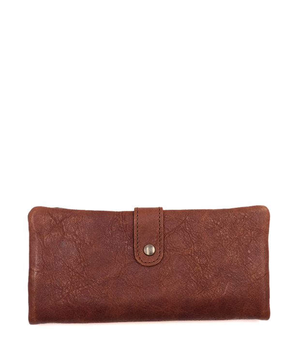 ZEHA BERLIN Accessoires Wallets horse leather Unisex cognac