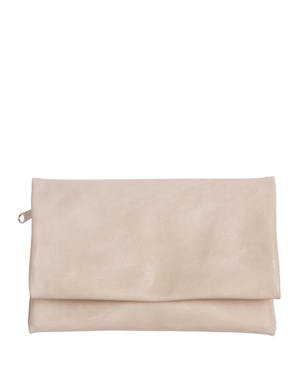 ZEHA BERLIN Accessoires Wallets calf leather Unisex light beige