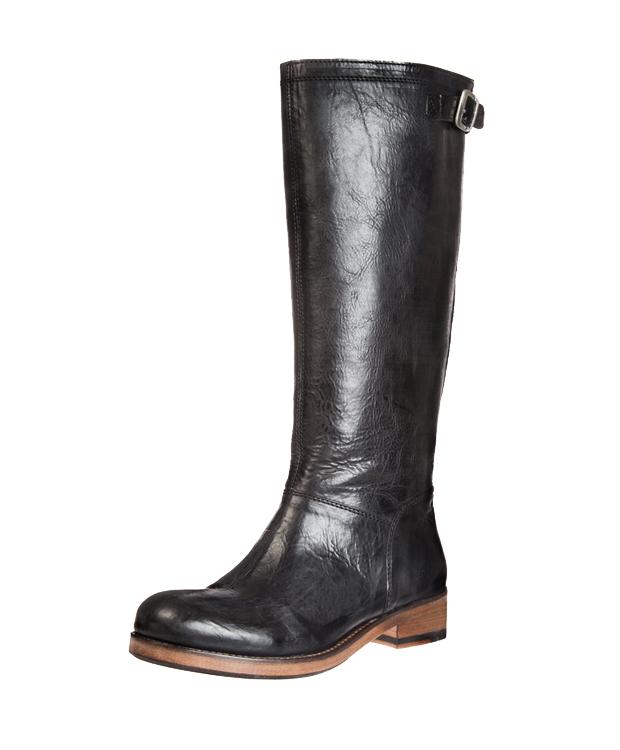 ZEHA BERLIN Urban Classics Women boot Calf leather women black