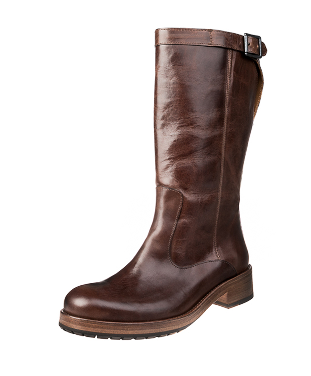 ZEHA BERLIN Urban Classics Boot horse leather women dark brown
