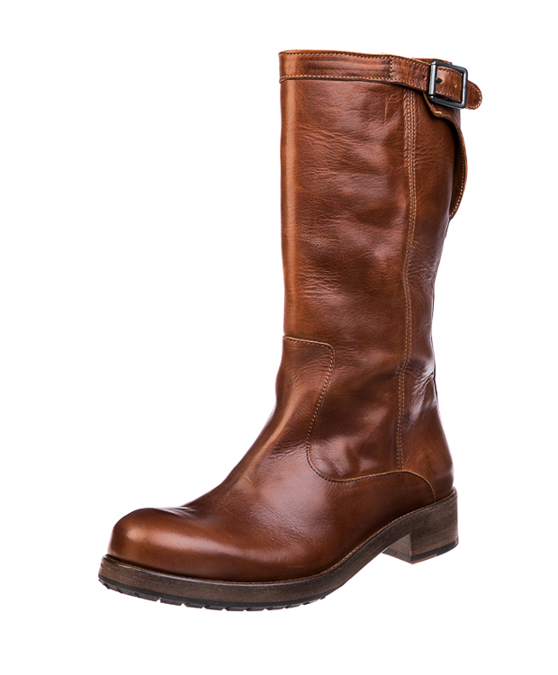 ZEHA BERLIN Urban Classics Women Boot Calf leather women cognac