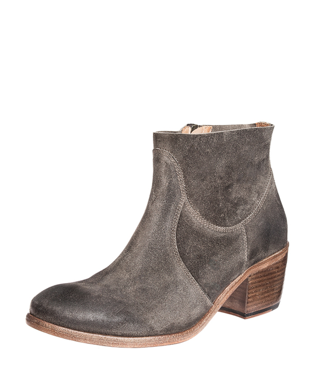 ZEHA BERLIN Urban Classics Women Ankle boot Calf leather women olive brown