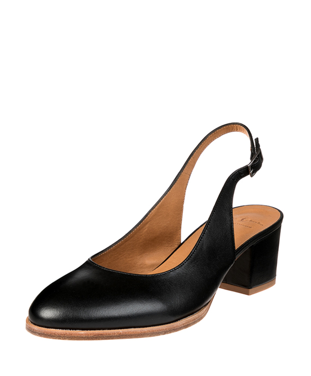 ZEHA BERLIN Urban Classics Women Pumps calf leather women black