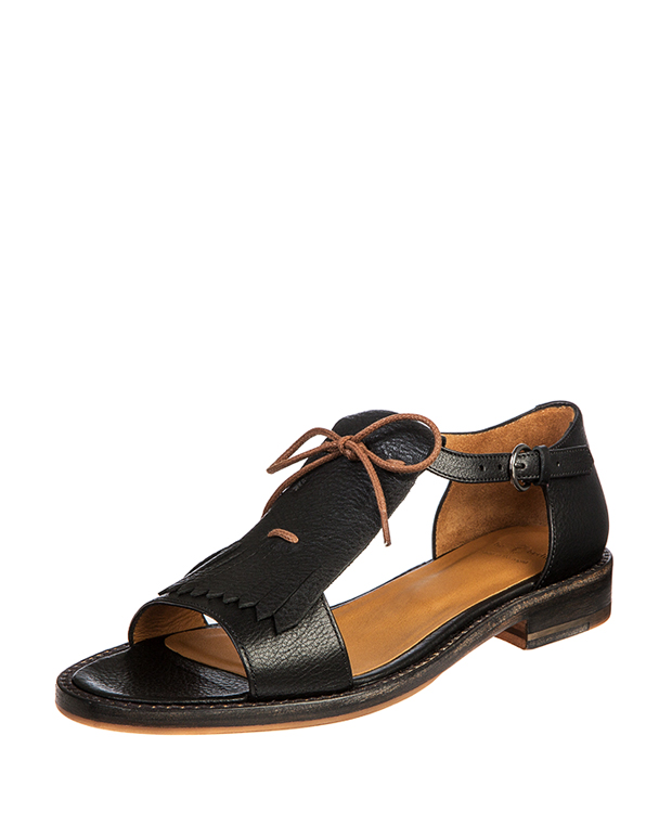 ZEHA BERLIN Urban Classics Women Sandals calf leather women black