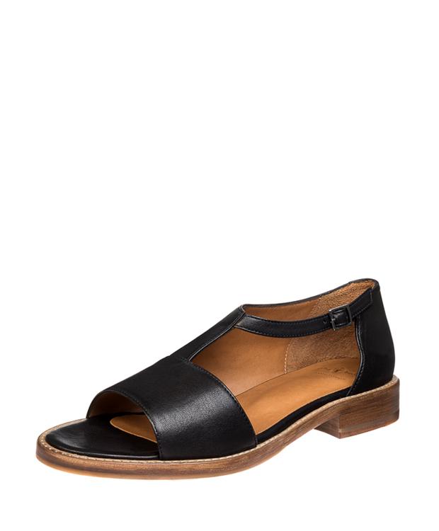 ZEHA BERLIN Urban Classics Women Sandals goat leather women black