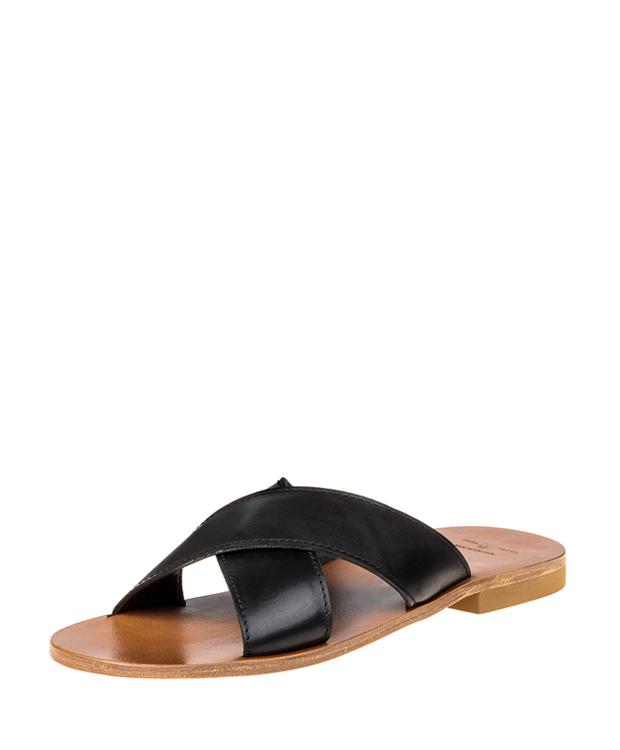 ZEHA BERLIN Urban Classics Sandals calf leather women black