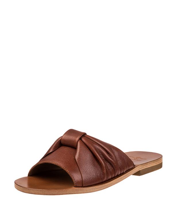 ZEHA BERLIN Urban Classics Sandals calf leather women brown