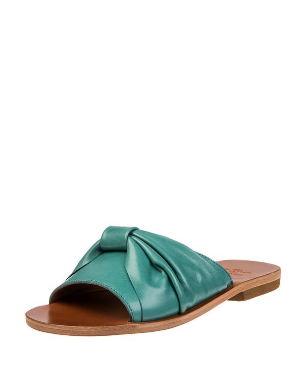 ZEHA BERLIN Urban Classics Sandals calf leather women turquoise