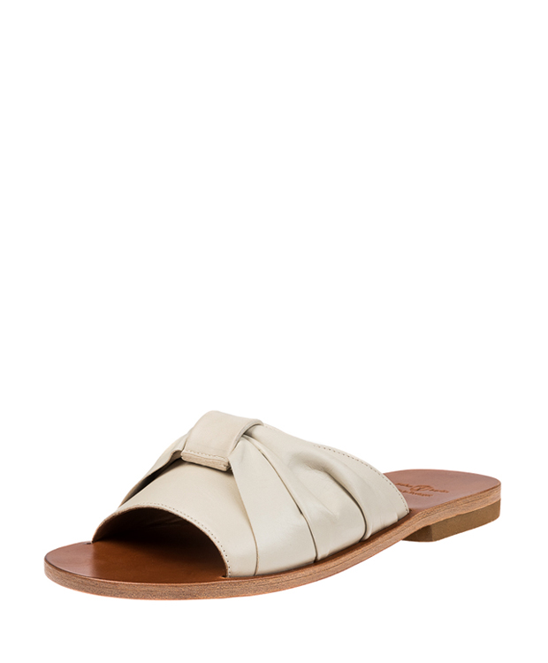 ZEHA BERLIN Urban Classics Sandals calf leather women cream