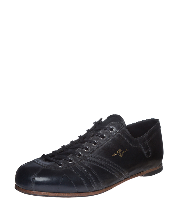 ZEHA BERLIN Carl Häßner Club calf leather Unisex black
