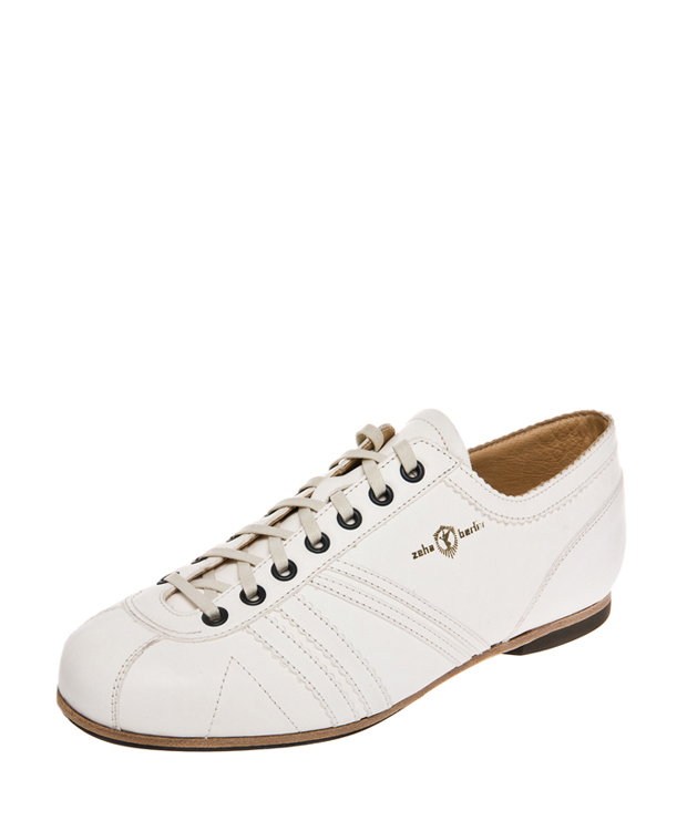 ZEHA BERLIN Carl Häßner Club calf leather Unisex cream