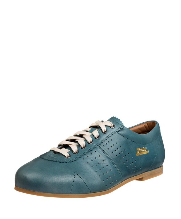 ZEHA BERLIN Streetwear Favorit - cycling shoe cow leather, flank Unisex aquamarin