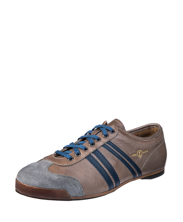 ZEHA BERLIN Carl Häßner WM66 cow leather, flank Unisex grey / blue / grey
