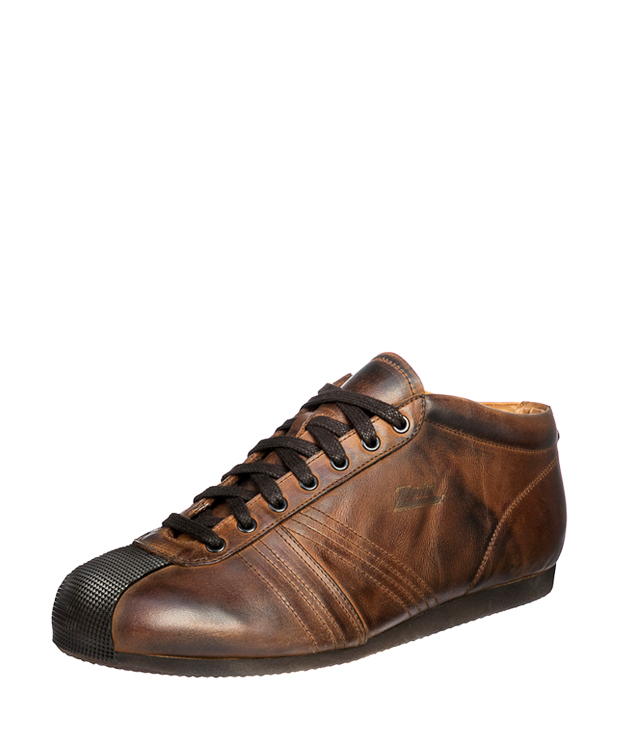 ZEHA BERLIN Champion calf leather Unisex cognac
