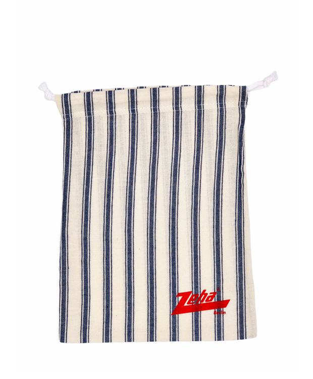 ZEHA BERLIN Extras accessory pouch blue Unisex blue / white