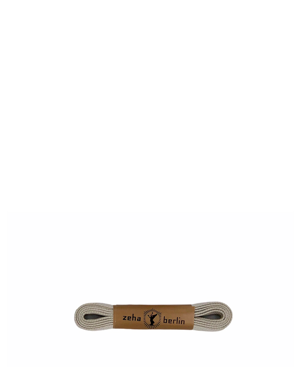 ZEHA BERLIN Extras Shoe lace - offwhite Unisex offwhite
