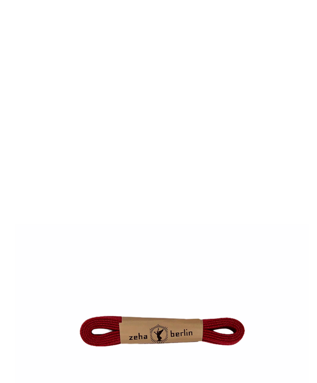 ZEHA BERLIN Extras Shoe lace - dark red Unisex dark red
